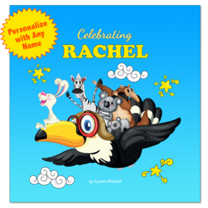 Celebrating You: Personalized Books for Kids, Personalized Baby Gifts, Personalized Baby Books, Toddler Books, Baby Shower Gifts, Baby Gifts