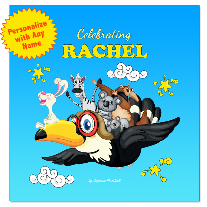 Celebrating You: personalized baby gifts & toddler books
