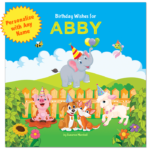 Birthday Wishes for Kids: Personalized Books for Kids, Birthday Poems for Kids, Birthday Gifts for Kids, Personalized Gifts, Gifts for Kids