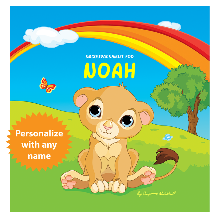 Personalized Book with Inspirational Stories for Kids