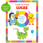 Kids Joke Book - Birthday Jokes for Kids