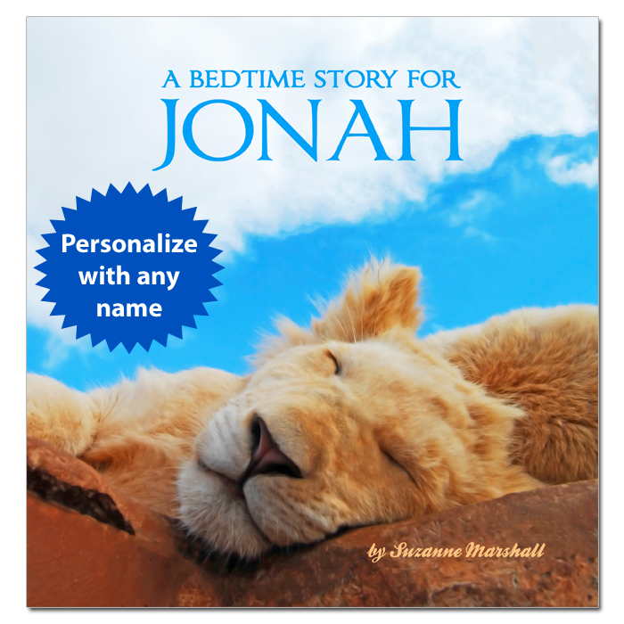 Bedtime Stories: A Personalized Bedtime Story with Sleep Affirmations