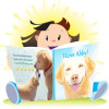 Personalized Children's Books: Child Reading Personalized Love Book