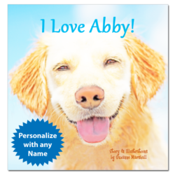 Personalized Book of Positive Affirmations for Kids