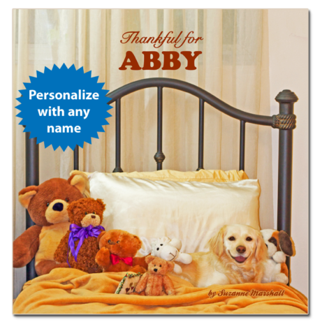 Personalized Children's Books: Thankful for You